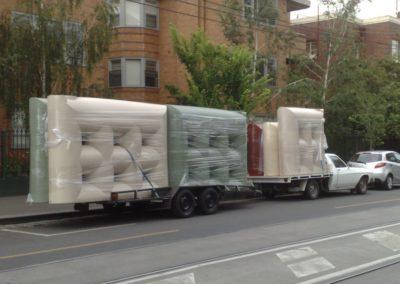 Another load of Aquarius tanks